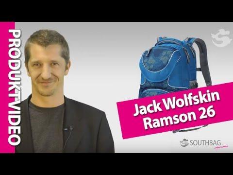 niska cena na wyprzedaży niska cena Jack Wolfskin Rucksack Berkeley - Produktvideo - YouTube