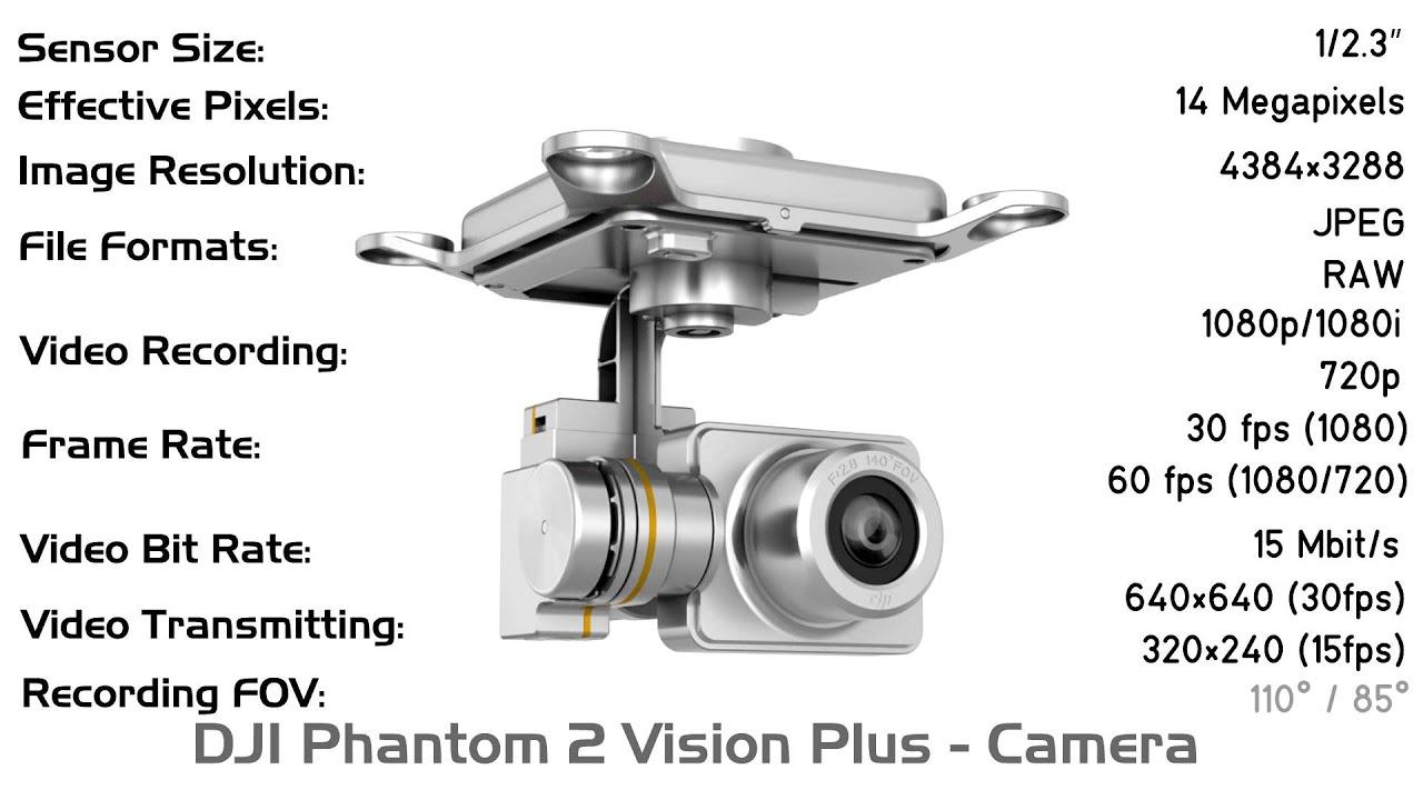 dji phantom 2 vision plus camera specs youtube. Black Bedroom Furniture Sets. Home Design Ideas
