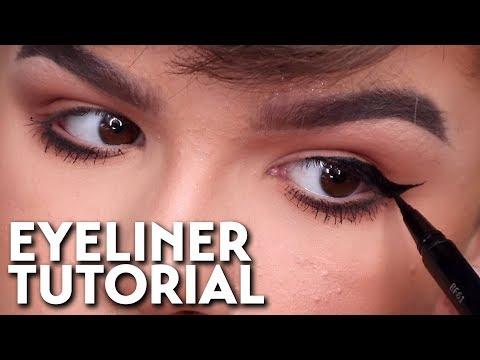 Eyeliner Tutorial | Reuben de Maid