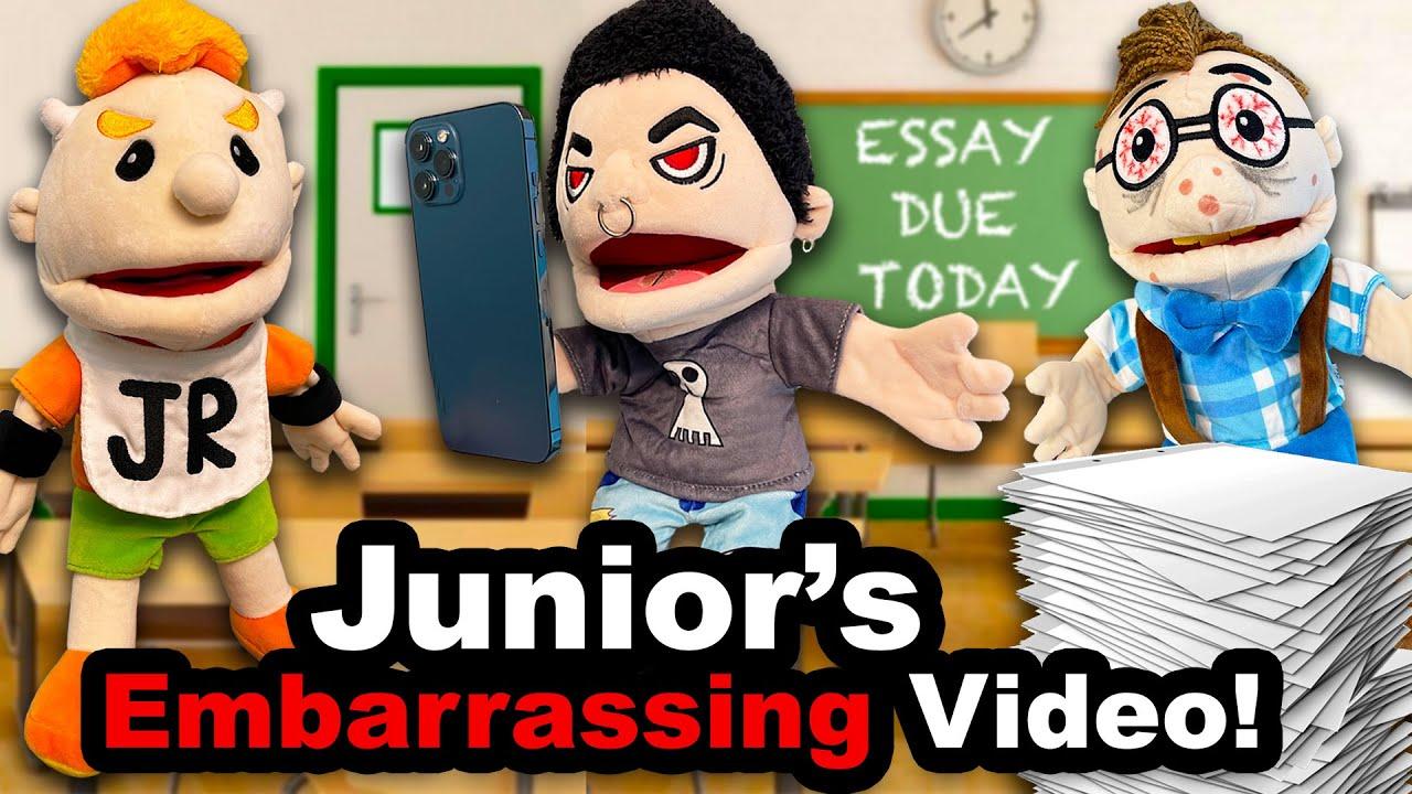 Download SML Movie: Junior's Embarrassing Video!