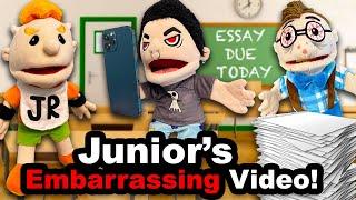 ខ្សែភាពយន្តអេសអិល: វីដេអូអៀនខ្មាស់របស់ Junior!
