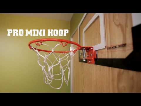 Pro Mini Hoop Indoor Basketball Hoop by SKLZ