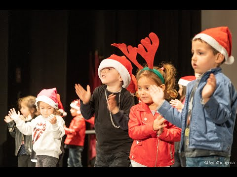 Educación clausura las actividades de Navidad en Cartagena