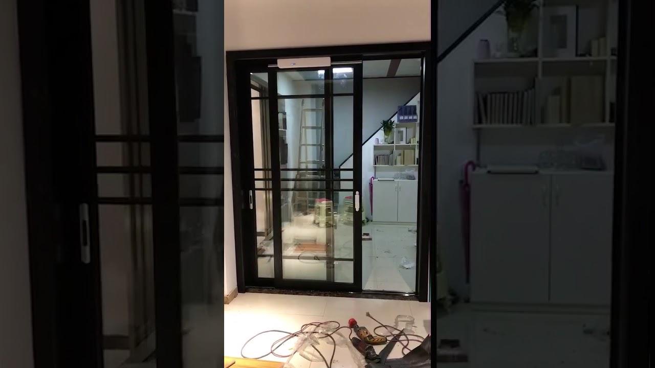 Diy Automatic Patio Door Opener Electric Sliding Door Operator