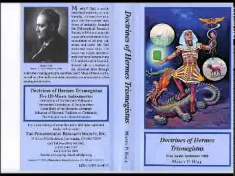 Orientation of the Hermetic Philosophy - Doctrines of Hermes Trismegistus
