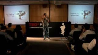 Empreendendo por marcas mais humanas: Fábio Seixas at TEDxFIAP
