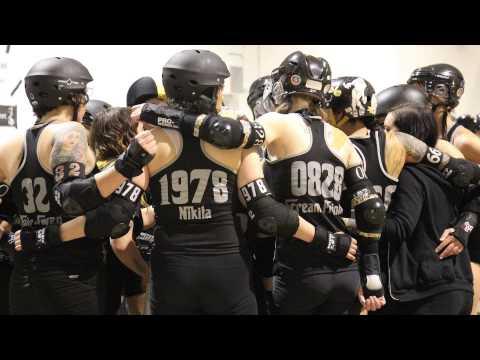 Roller derby: a sport and a sisterhood