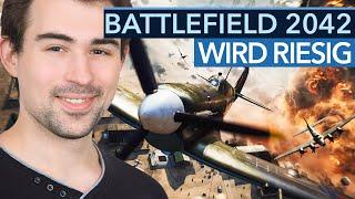 Battlefield 2042 wird das Remake, das ich immer wollte