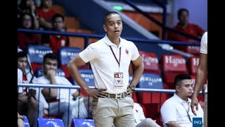 Robinson's crusade: Coach Topex says journey to PBA sometimes take long route