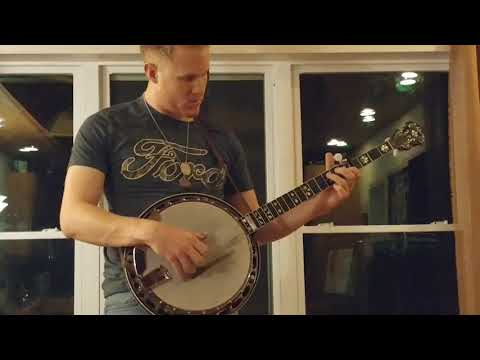 """Jacob Wright practicing to Rhonda Vincent's """"Driving Nails in my Coffin"""""""