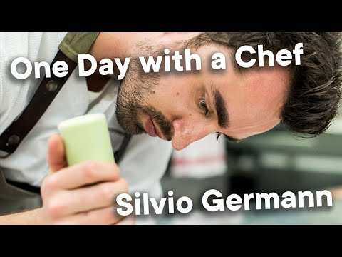 One Day With A Chef: Silvio Germann 👨🏻‍🍳🌟