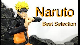 Naruto Shippuden Naruto Uzumaki Bandai S.H.Figuarts Best Selection