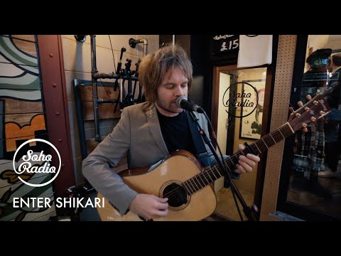 Enter Shikari - Step Up: Soho Radio Vinyl Session