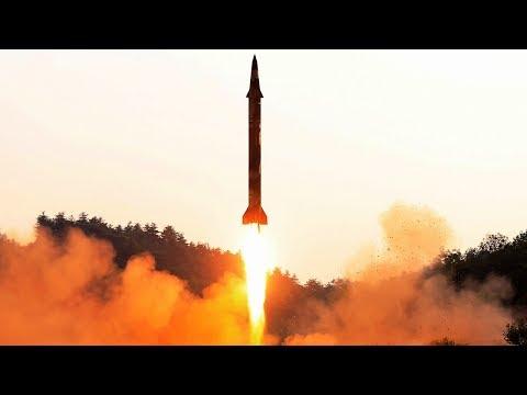 Северная Корея снова запустила баллистическую ракету (новости)