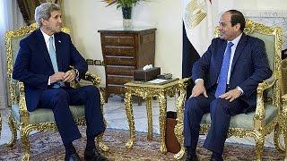 واشنطن والقاهرة تؤكدان العزم على المضي قدما لمكافحة الارهاب    3-8-2015