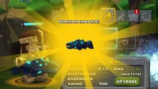 Call of Mini Dino Hunters | I bough tCrystals & boss fight | Ep. 1