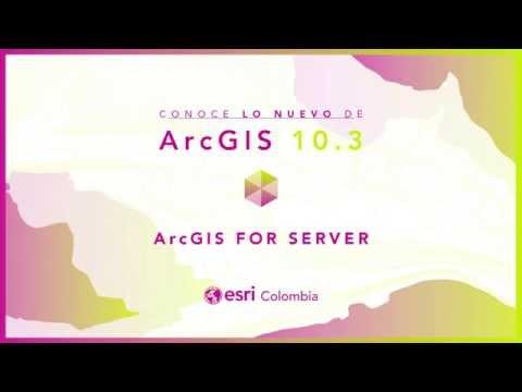 arcgis server 10.3.1