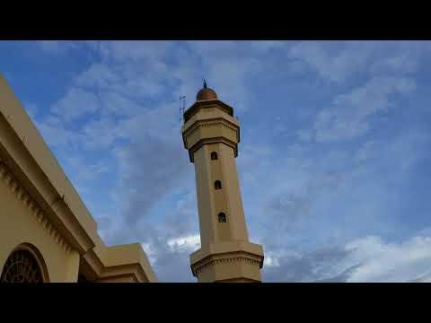 The Gaddafi Mosque in Kampala - Full Tour 2017