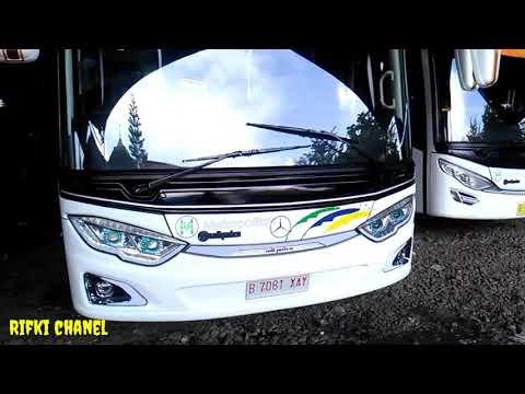 Metropolitan Bus Pariwisata Rilis Bus Jetbus 3+hdd...