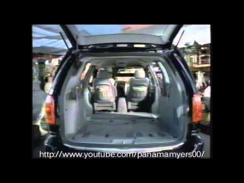 2005 Chrysler Town and Country Minivan Commercial from 2004