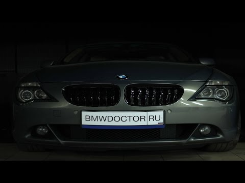 BMW e63V8 n62. Замер Мощности  До и После установки спорт коллекторов