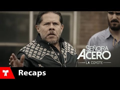 Señora Acero 4 | Recap (11/24/2017) | Telemundo