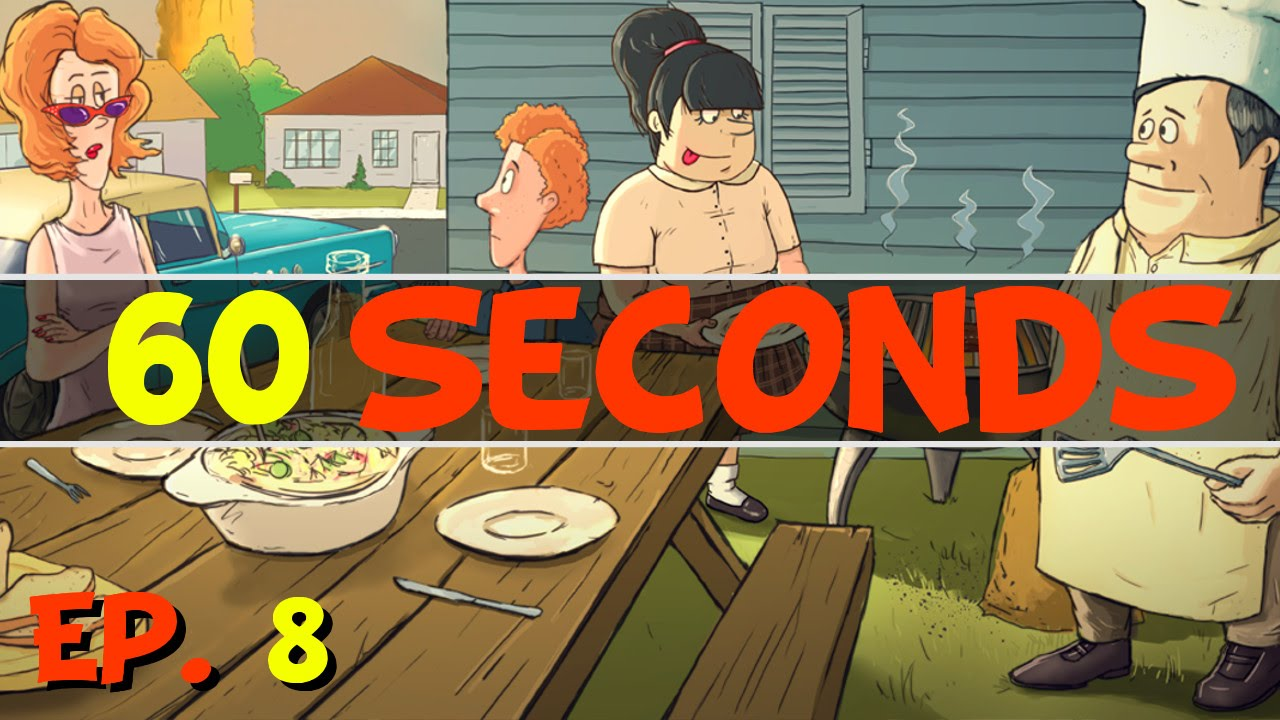 60 seconds game survival