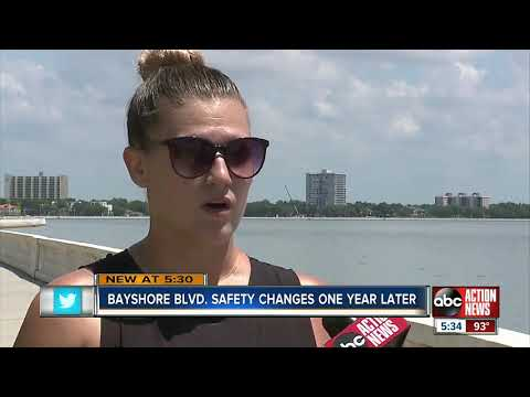 Tampa completes Bayshore Boulevard 'safety action plan'