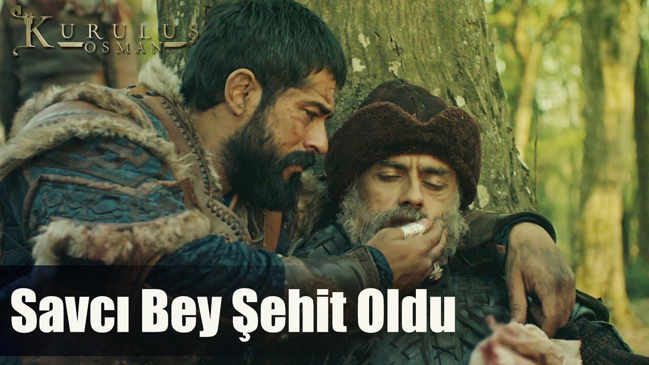 Şehit düşen Savcı Bey'in son sözleri yürekleri dağladı - Kuruluş Osman 56. Bölüm
