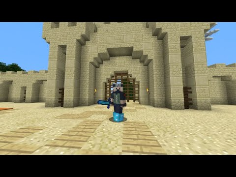 Etho Plays Minecraft - Episode 403: Castle Gate