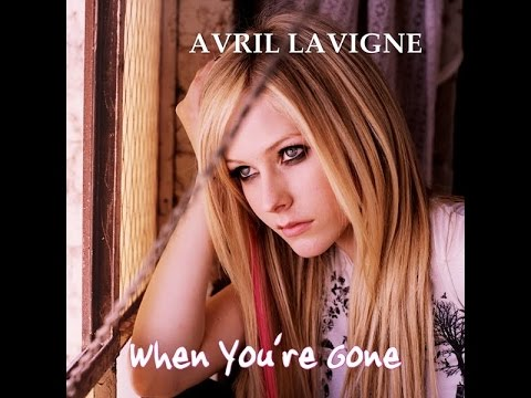 Guitar Chord Avril Lavigne When Youre Gone Youtube