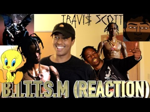 Travis Scott - BIRDS IN THE TRAP SING MCKNIGHT (REACTION)