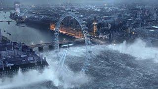 Европа уходит под воду. Страшные дожди топят страну за страной