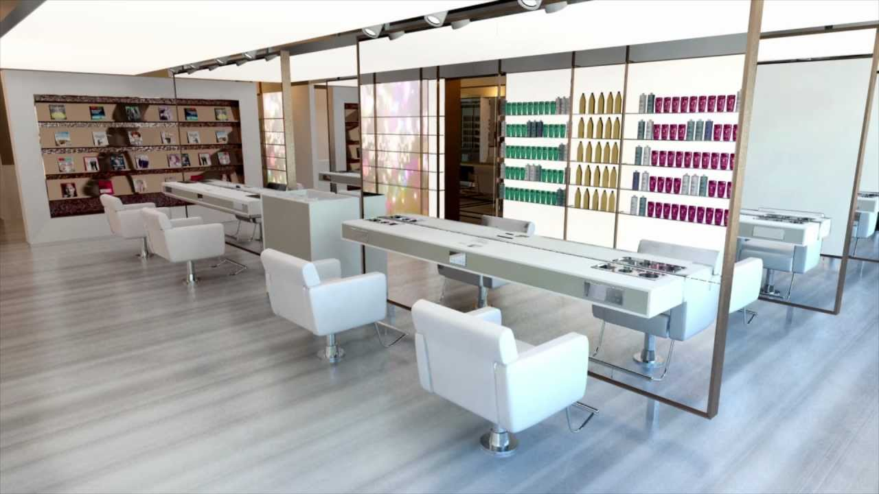 Salon interior animation 3ds max youtube for Home design 3d gratis italiano
