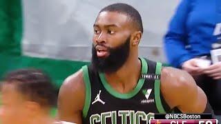 【偉業】ジェイレン・ブラウンが出場19分で33点をマーク | NBAハイライト(2021/1/25)【NBA Rakuten】
