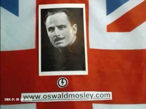 Oswald Mosley Speaks for European Unity