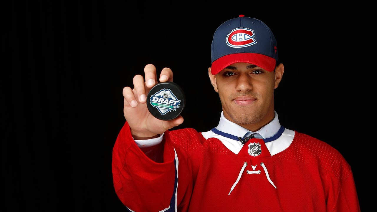 e1c87f701 Updated: Montreal Canadiens have busy Day 2 at NHL entry draft | Montreal  Gazette