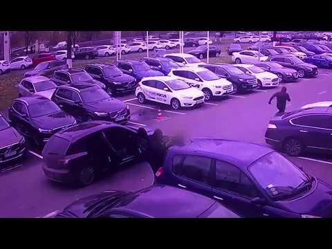 Разбой на 3.500.000 гривен в Киеве