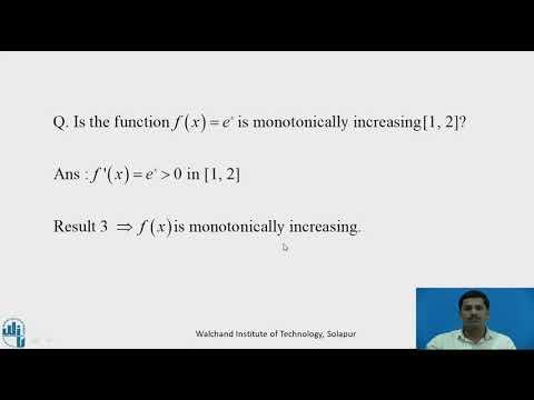 Lagranges Mean Value Theorem