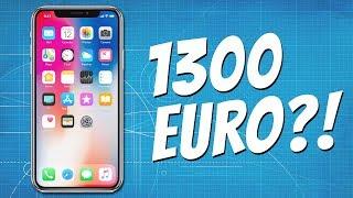Lohnt sich das iPhone X für 1300 EURO wirklich?