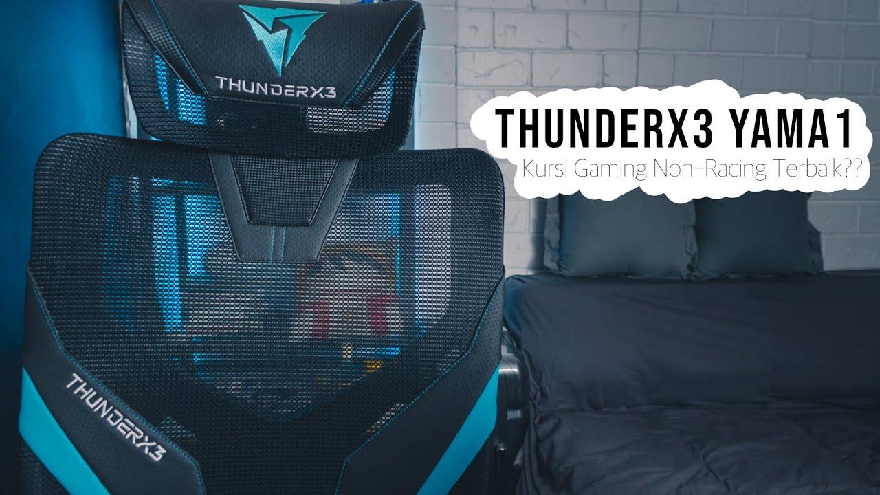 Kursi Gaming Non-Racing Terbaik 2020 | ThunderX3 Yama1 ...