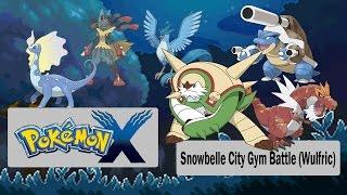 Pokemon X - Shauna, Trevor, & Tierno