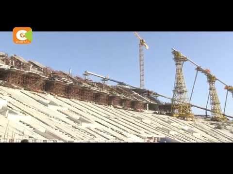 Snapshots 2016: Qatar 2022 preparations