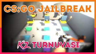 CS:GO Jailbreak | KZ TURNUVASI | Komut Serisi #14