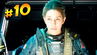 Call Of Duty Infinite Warfare #10 Campaña Mision 10 | Gameplay en Español | PC 1080p