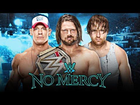 衝撃 - 面白 - WWEの世界選手権完全一致 - ジョナサン・グッド対ジョン ...