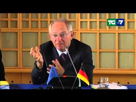 Chi è Wolfgang Schaeuble - 12 luglio 2015