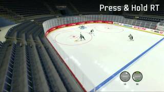 NHL 12 - Passing 101 Tips in NHL 12 [HD]