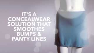 Pantyslip Innovation: The No Squeeze, 2-in-1 Concealwear Solution by Bumbrella