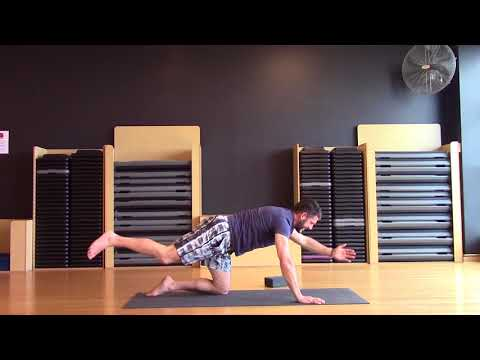 Let's get to work #3 with MAN WARRIOR YOGA